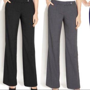 Calvin Klein Classic Fit Dress Pants Plus Petite